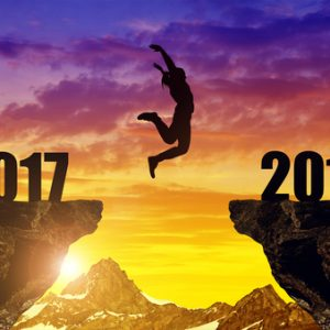 Endings and Beginnings – 3 Steps to a Powerful 2018.