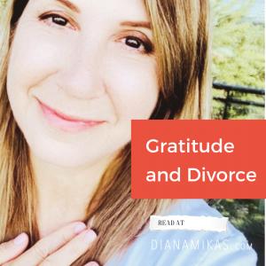 Gratitude and Divorce